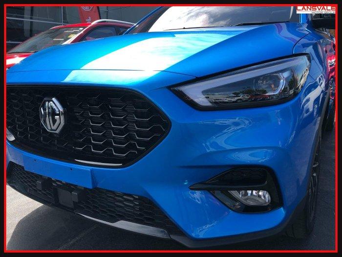 2021 MG ZST Essence MY21 Brighton Blue
