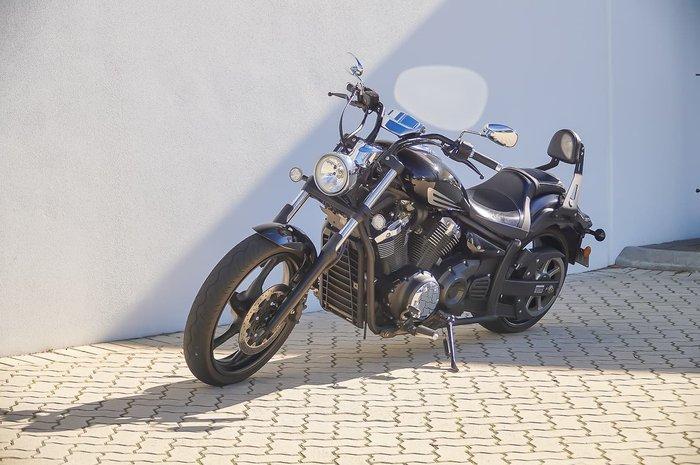 2015 YAMAHA STRYKER (XVS1300CU) Black