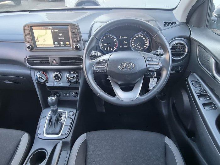 2019 Hyundai Kona Active OS.2 MY19 Grey