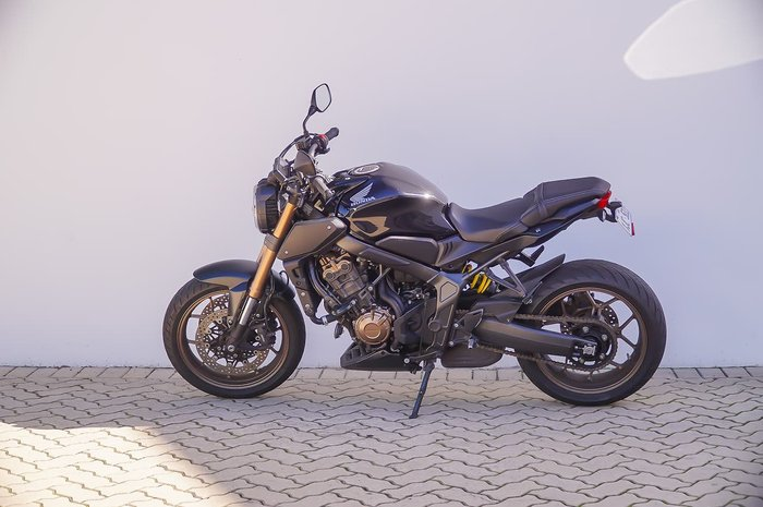2019 HONDA CB650R Black