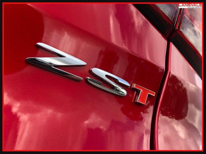 2021 MG ZST Essence MY21 DIAMOND RED