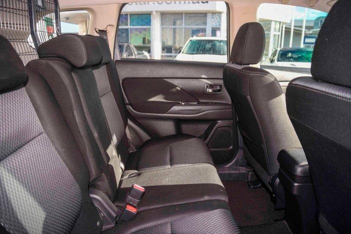 2016 Mitsubishi Outlander XLS ZK MY16 Titanium