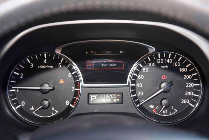 2015 Nissan Pathfinder ST-L N-TREK R52 MY15 4X4 On Demand Diamond Black