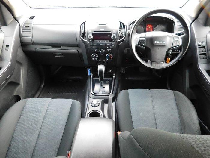 2016 Isuzu D-MAX SX MY15 4X4 Dual Range Beige