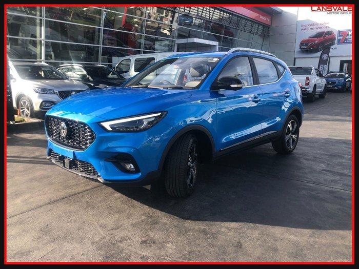 2021 MG ZST Excite MY21 Brighton Blue