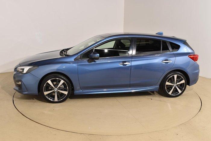2017 Subaru Impreza 2.0i-S G5 MY17 AWD Blue