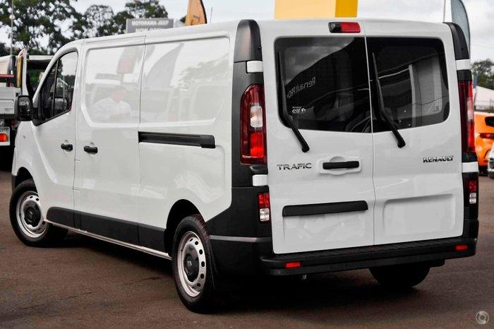 2021 Renault Trafic Pro 85kW X82 White