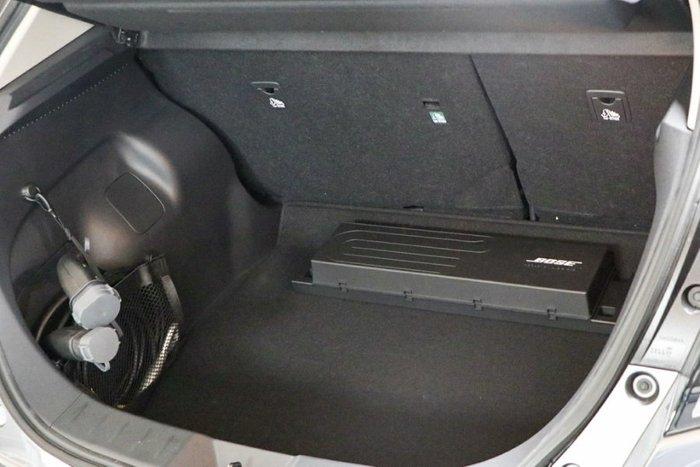 2021 Nissan LEAF e+ ZE1 GUN METALLIC