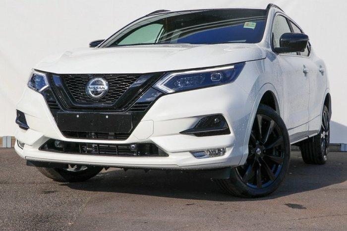 2021 Nissan QASHQAI Midnight Edition J11 Series 3 MY20 IVORY PEARL