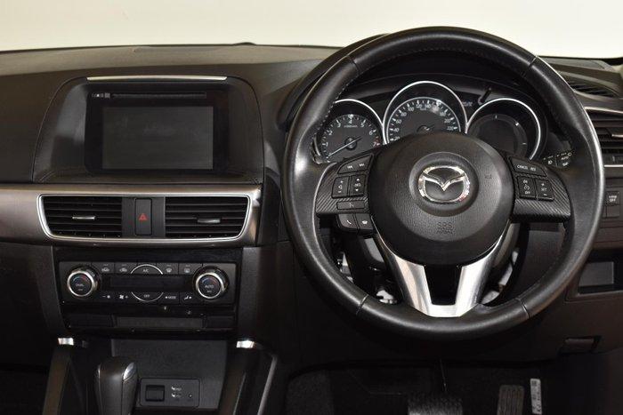 2016 Mazda CX-5 Maxx Sport KE Series 2 Soul Red