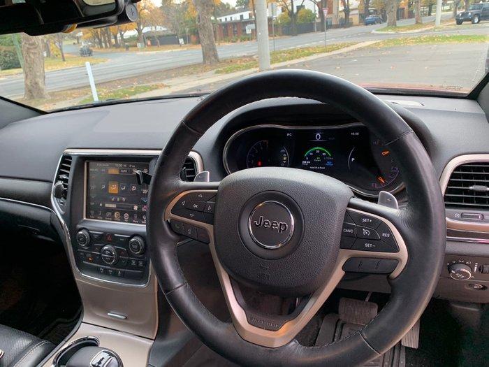 2014 Jeep Grand Cherokee Limited WK MY15 4X4 Dual Range
