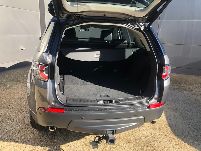 2018 Land Rover Discovery Sport TD4 110kW SE L550 MY18 4X4 Constant Grey