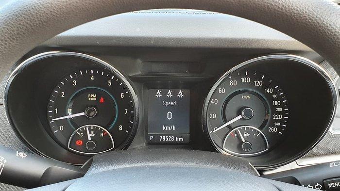 2017 Holden Commodore Evoke VF Series II MY17