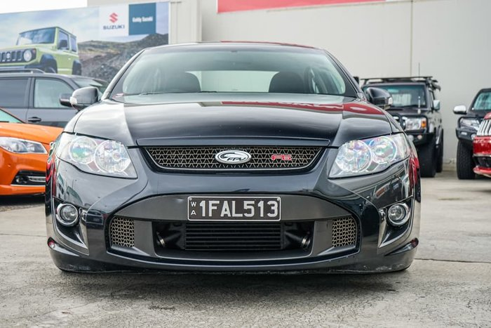 2009 Ford Performance Vehicles F6 FG Silhouette