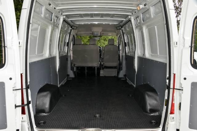 2021 LDV V80 MID ROOF LONG WHEELB BLANC WHITE