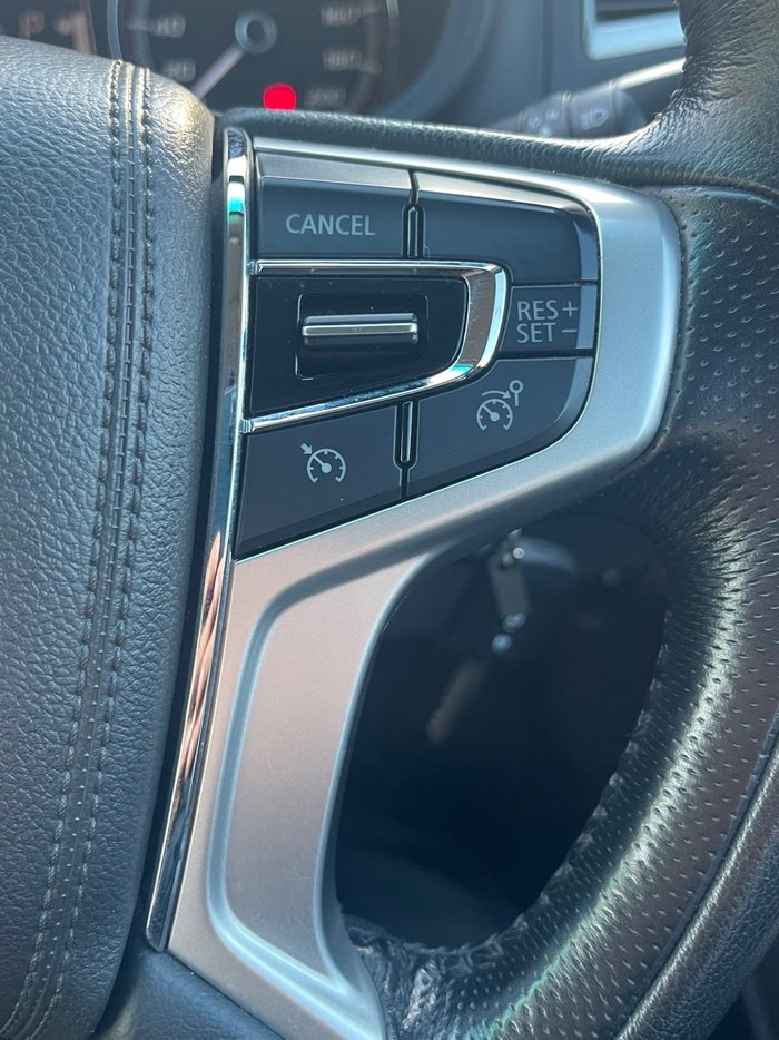 2016 Mitsubishi Triton GLS MQ MY17 4X4 Dual Range Silver