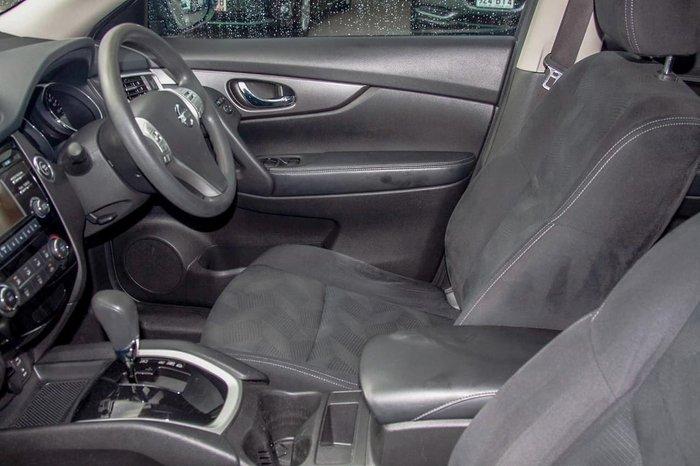 2015 Nissan X-TRAIL ST T32 Grey