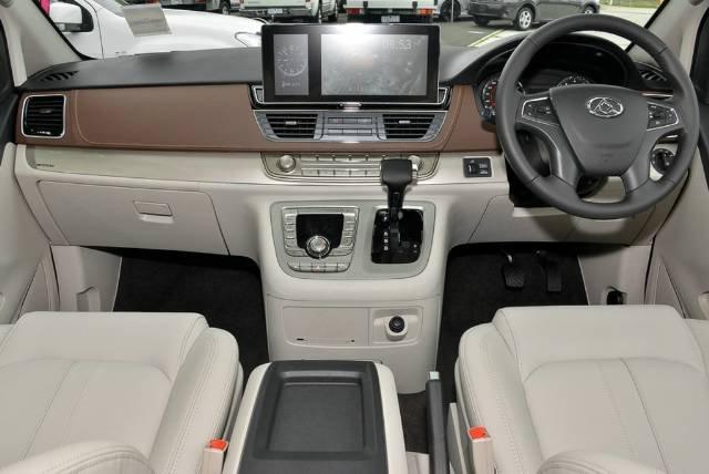 2020 LDV G10 Executive SV7A METAL BLACK