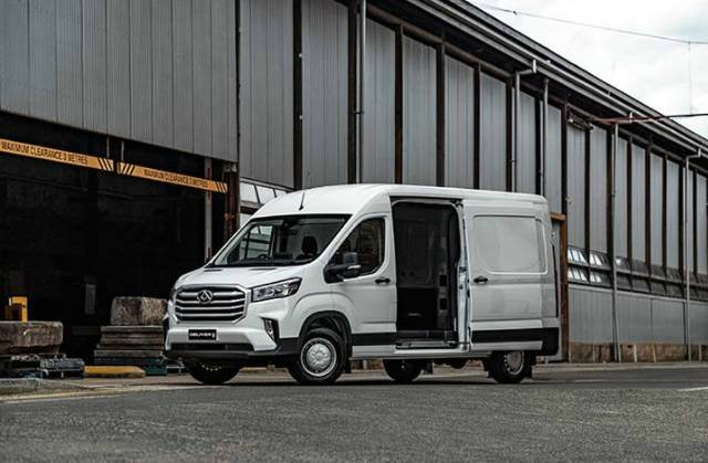 2021 LDV Deliver 9 HIGH ROOF LONG WHEEL MY21 BLANC WHITE