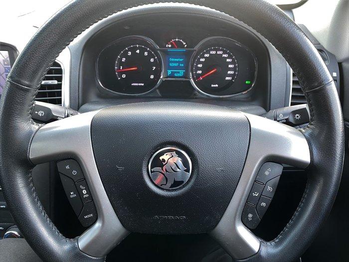 2015 Holden Captiva 7 LTZ CG MY15 AWD Smokey Eye