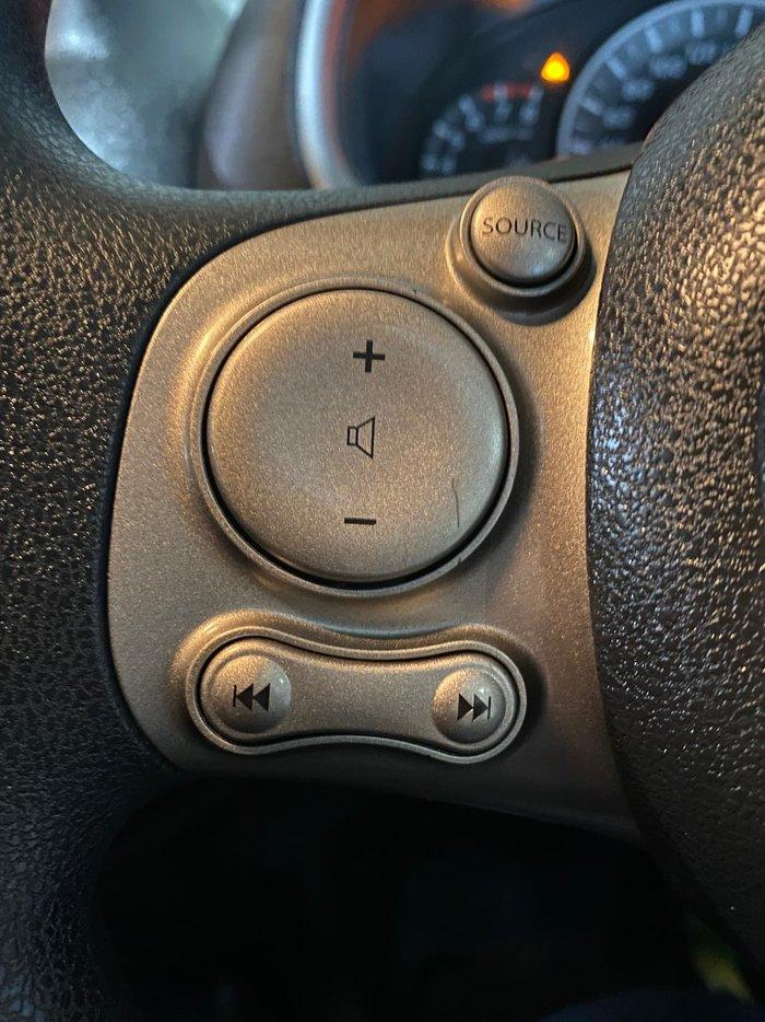 2011 Nissan Micra Ti K13 Green
