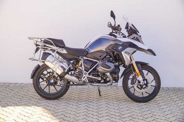 2020 BMW R 1250 GS White