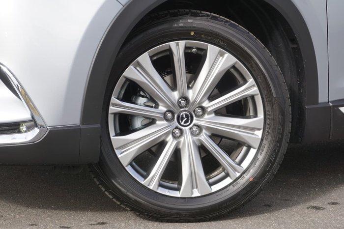 2021 Mazda CX-9 Azami TC AWD Sonic Silver