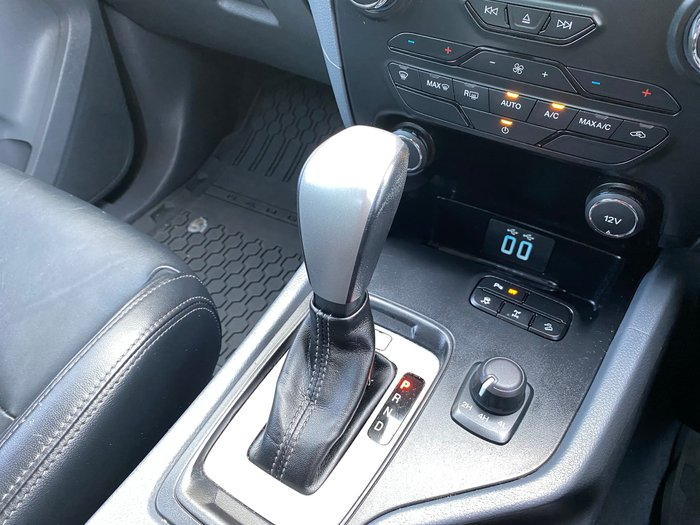2018 Ford Ranger FX4 PX MkII MY18 4X4 Dual Range Frozen White