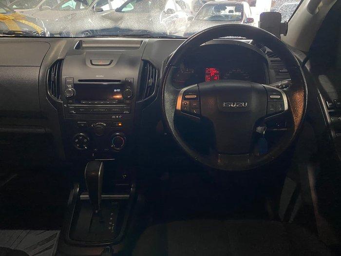 2016 Isuzu D-MAX SX High Ride MY15.5 White
