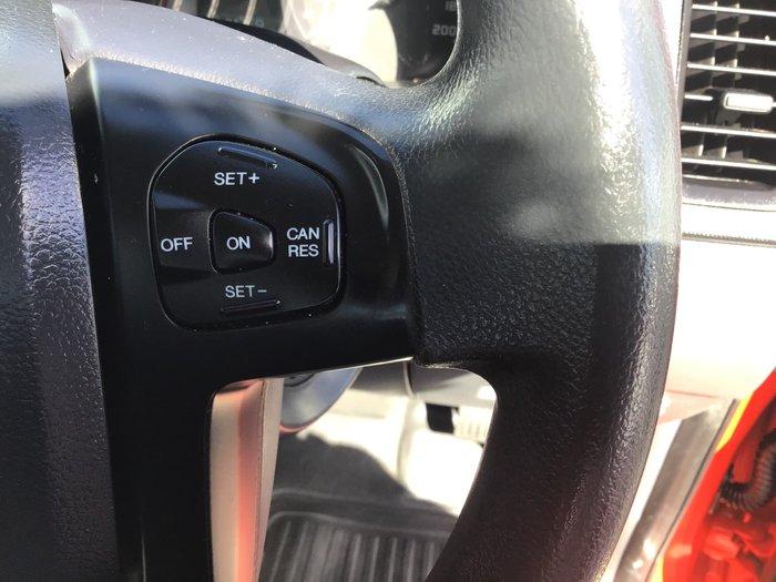 2015 Ford Ranger XL PX MkII 4X4 Dual Range True Red