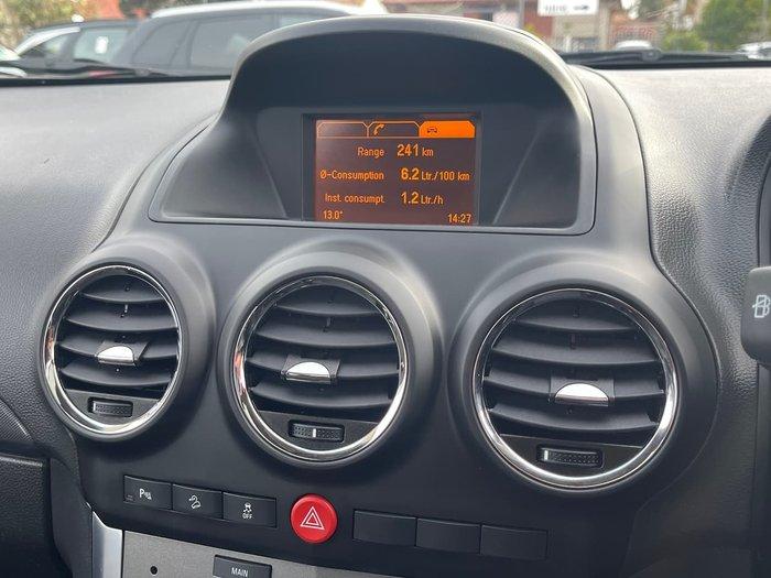 2015 Holden Captiva 5 LT CG MY15 Grey