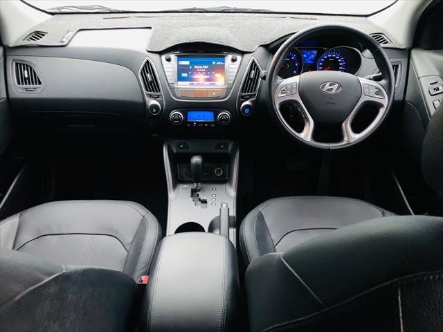 2015 Hyundai ix35 Highlander Series II MY15 AWD Black