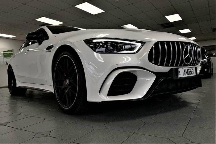 2018 Mercedes-Benz AMG GT 63 S X290 Four Wheel Drive Designo - Diamond White Bright