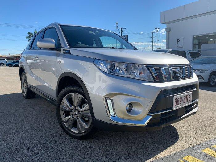 2019 Suzuki Vitara LY Series II Silky Silver