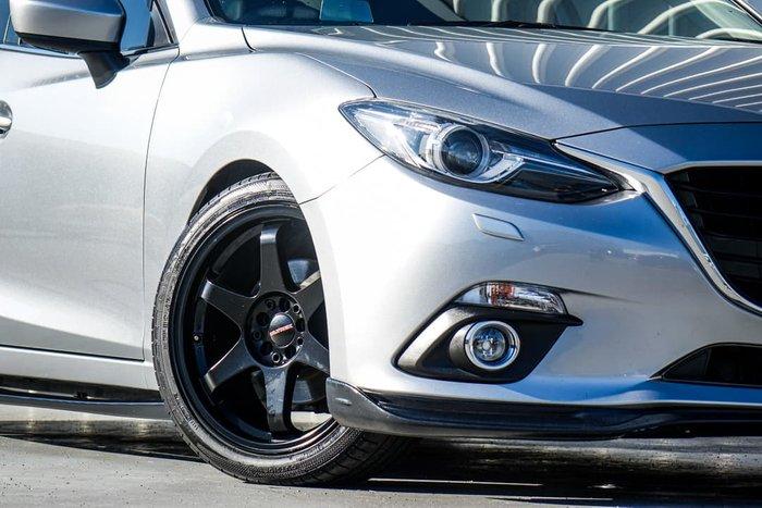 2014 Mazda 3 SP25 Astina BM Series Silver