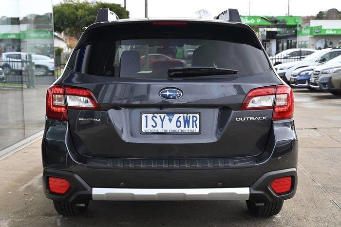 2018 Subaru Outback 3.6R 5GEN MY18 AWD Grey