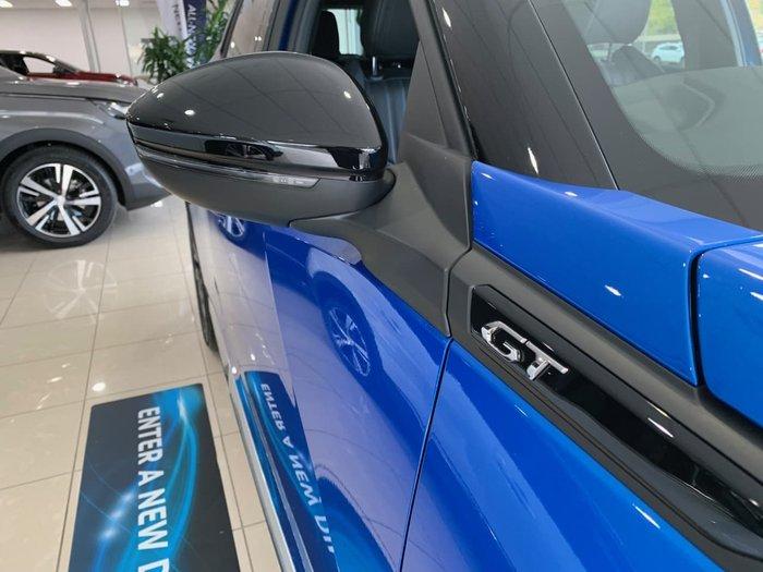 2021 Peugeot 2008 GT Sport P24 MY21 Blue