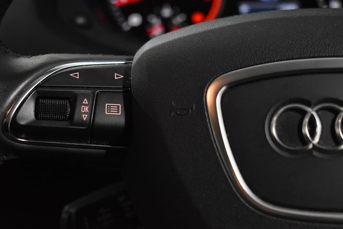 2013 Audi Q3 TFSI 8U MY13 Four Wheel Drive Black