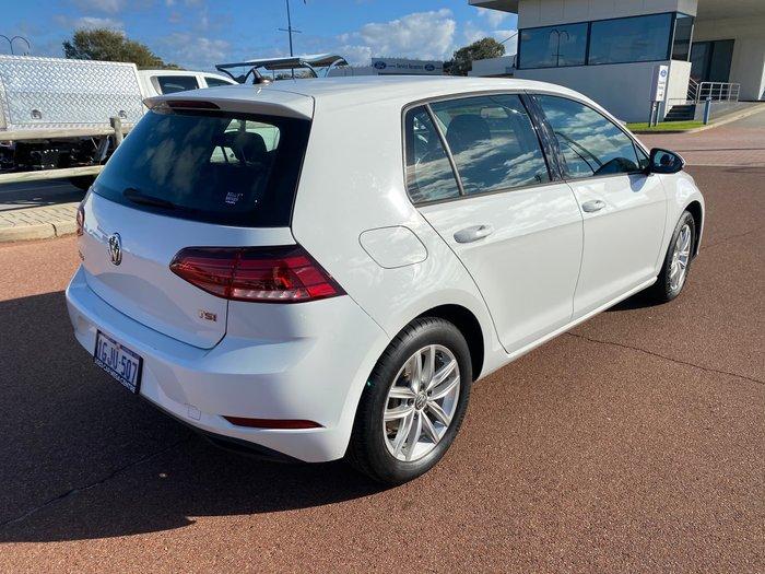 2017 Volkswagen Golf 110TSI Highline 7 MY17 Pure White