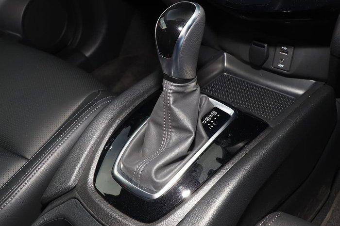 2020 Nissan X-TRAIL ST-L T32 Series II Black