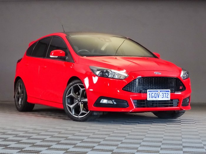 2016 Ford Focus RS LZ AWD Red