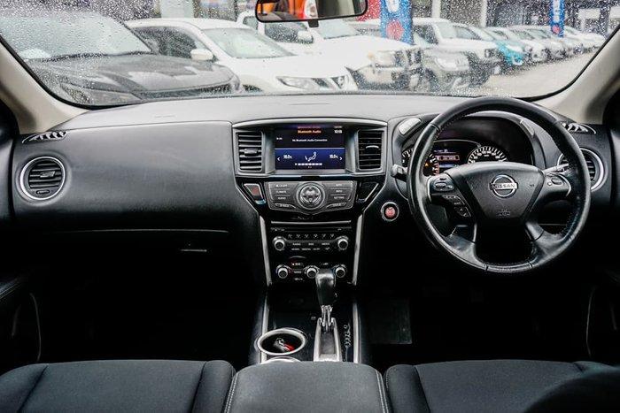 2017 Nissan Pathfinder ST R52 Series II MY17 4X4 On Demand Diamond Black