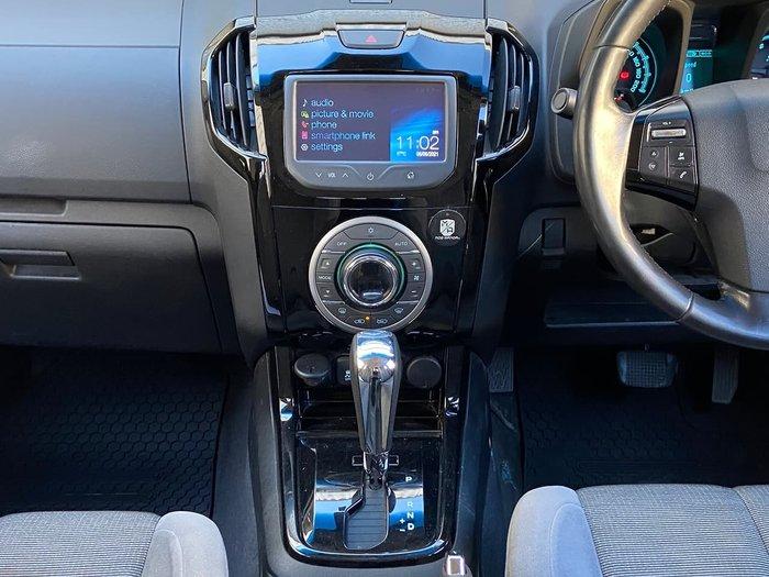 2014 Holden Colorado LTZ RG MY15 White