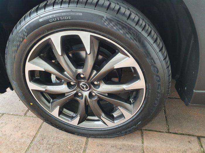 2015 Mazda CX-5 Grand Touring KE Series 2 AWD Sonic Silver