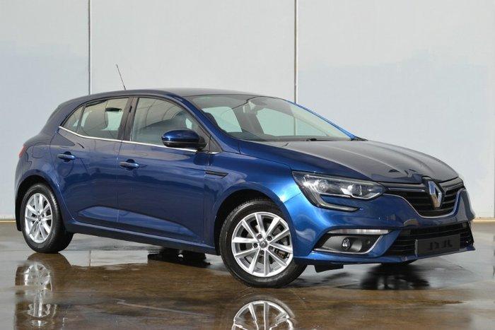 2017 Renault Megane Zen BFB BLUE