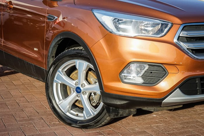 2018 Ford Escape Trend ZG MY18 AWD