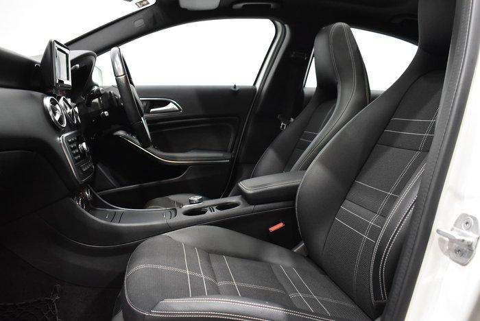 2015 Mercedes-Benz A-Class A200 W176 Cirrus White