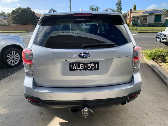2017 Subaru Forester 2.5i-L Special Edition S4 MY17 AWD Silver