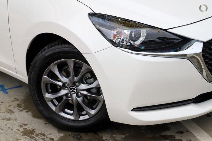 2021 Mazda 2 G15 Pure DJ Series Snowflake White Pearl