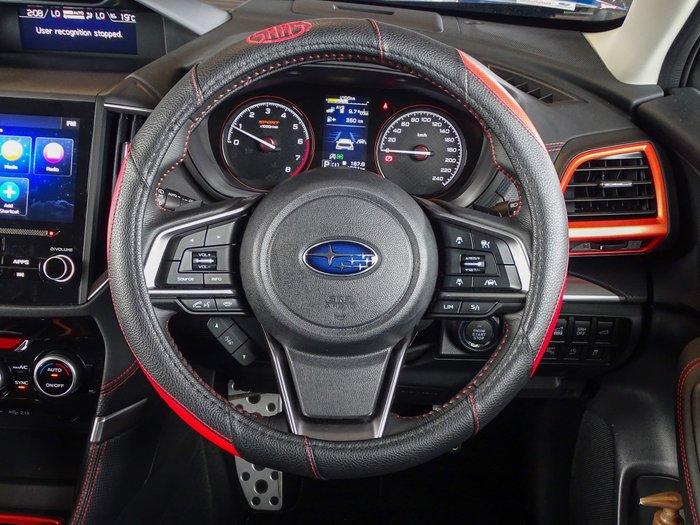 2021 Subaru Forester 2.5i Sport S5 MY21 AWD Black